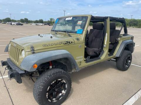 2013 Jeep Wrangler Unlimited for sale at Florida Coach Trader Inc in Tampa FL