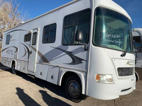 2006 Ford Motorhome Chassis for sale at BERKENKOTTER MOTORS in Brighton CO