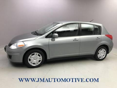 2011 Nissan Versa for sale at J & M Automotive in Naugatuck CT