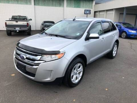 2013 Ford Edge for sale at TacomaAutoLoans.com in Tacoma WA