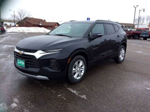 2021 Chevrolet Blazer for sale at Nyhus Chevrolet Buick in Staples MN