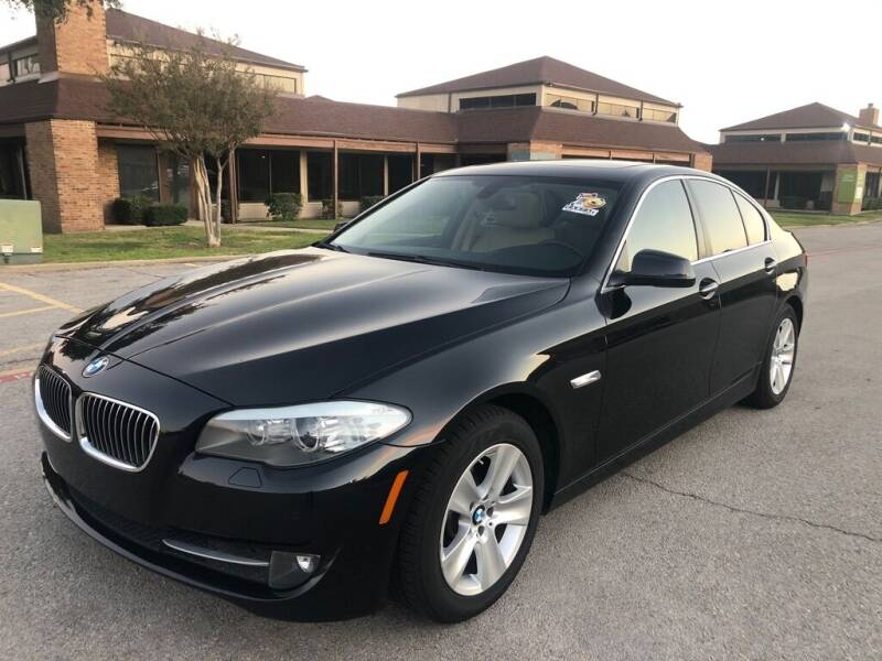 2013 BMW 5 Series for sale at Executive Auto Sales DFW in Arlington TX