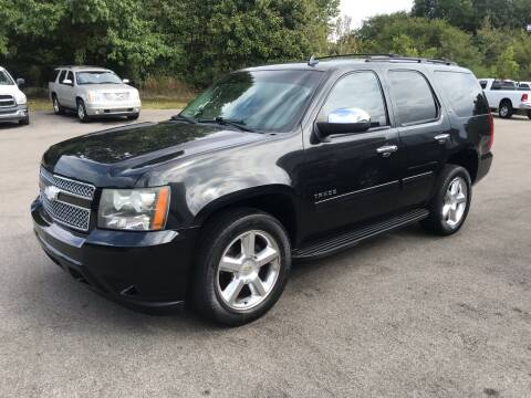 2011 Chevrolet Tahoe for sale at Rickman Motor Company in Somerville TN