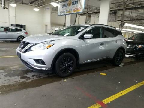 2017 Nissan Murano for sale at WCG Enterprises in Holliston MA