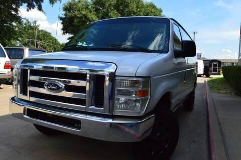 2009 Ford E-Series Cargo for sale at E-Auto Groups in Dallas TX