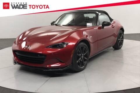 2016 Mazda MX-5 Miata for sale at Stephen Wade Pre-Owned Supercenter in Saint George UT