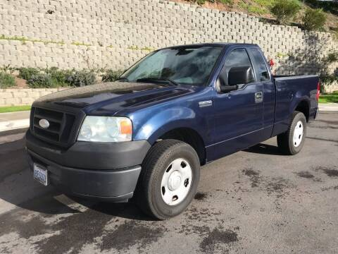 2006 Ford F-150 for sale at CALIFORNIA AUTO GROUP in San Diego CA