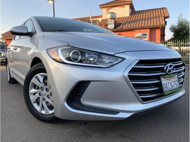 2017 Hyundai Elantra for sale at MADERA CAR CONNECTION in Madera CA