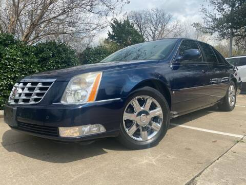 2006 Cadillac DTS for sale at Texas Select Autos LLC in Mckinney TX