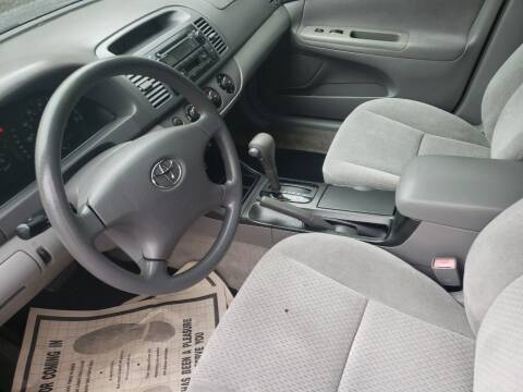 2002 Toyota Camry for sale at Firehouse Motors LLC in Bristol TN