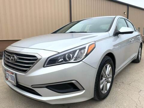 2016 Hyundai Sonata for sale at Prime Auto Sales in Uniontown OH