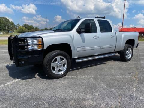 2014 Chevrolet Silverado 2500HD for sale at Heavy Metal Automotive LLC in Anniston AL