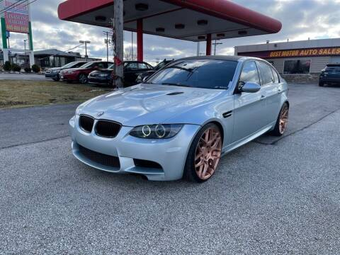 2008 BMW M3 for sale at Best Motor Auto Sales in Geneva OH