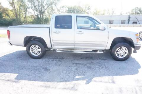 2012 GMC Canyon for sale at patrick kelley in Bonner Springs KS