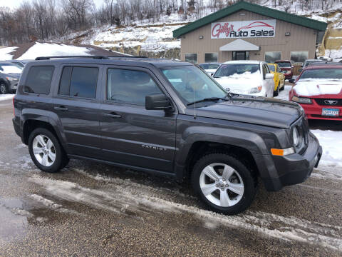 2015 Jeep Patriot for sale at Gilly's Auto Sales in Rochester MN