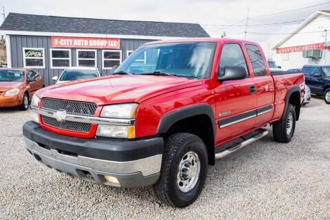 2003 Chevrolet Silverado 2500HD for sale at Y City Auto Group in Zanesville OH