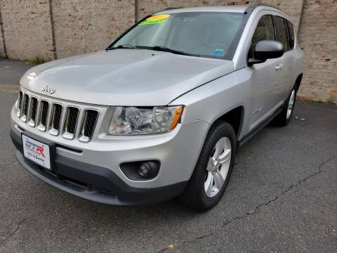 2011 Jeep Compass for sale at GTR Auto Solutions in Newark NJ