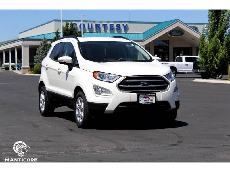 2020 Ford EcoSport for sale in Pocatello, ID