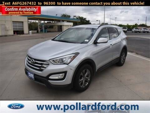 2015 Hyundai Santa Fe Sport for sale at South Plains Autoplex by RANDY BUCHANAN in Lubbock TX