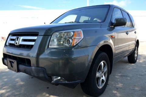 2008 Honda Pilot for sale at Wheel Deal Auto Sales LLC in Norfolk VA