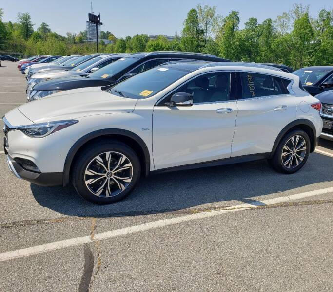 2018 Infiniti QX30 for sale at 220 Auto Sales in Rocky Mount VA