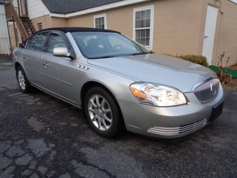 2008 Buick Lucerne for sale at Liberty Motors in Chesapeake VA