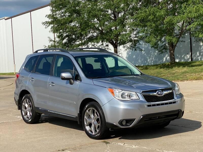 2015 Subaru Forester for sale at MILANA MOTORS in Omaha NE