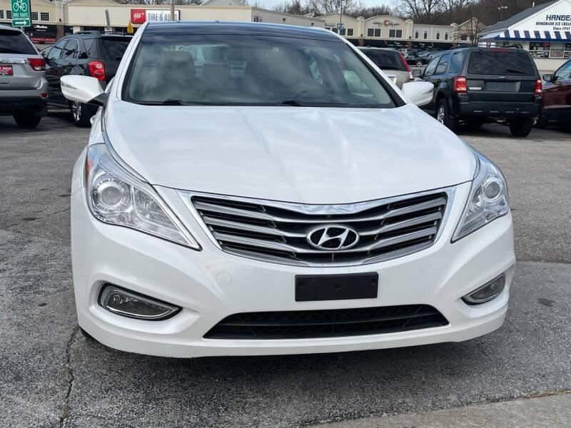 2013 Hyundai Azera for sale at H4T Auto in Toledo OH