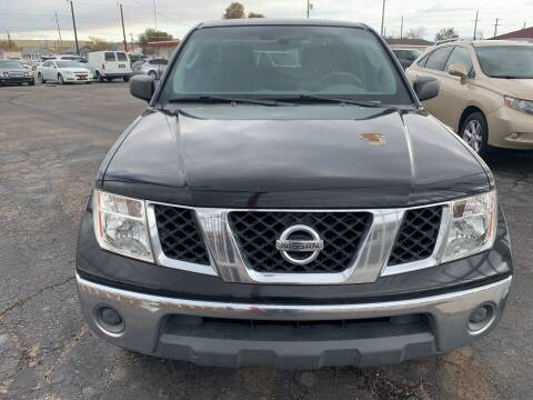 2007 Nissan Frontier for sale at Robert B Gibson Auto Sales INC in Albuquerque NM