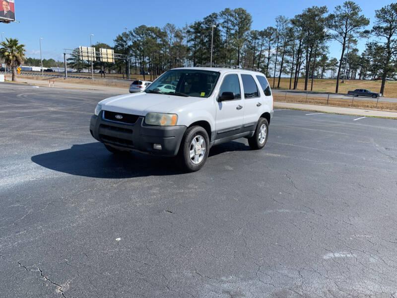 2004 Ford Escape for sale at SELECT AUTO SALES in Mobile AL