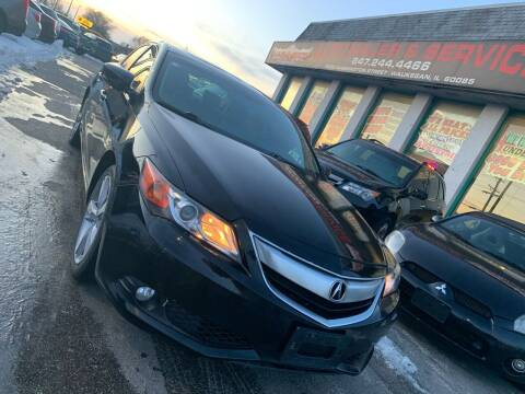 2013 Acura ILX for sale at Washington Auto Group in Waukegan IL