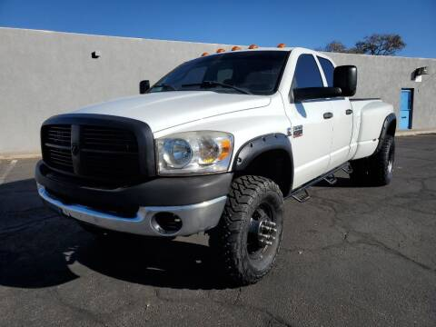 2007 Dodge Ram Pickup 3500 for sale at DPM Motorcars in Albuquerque NM
