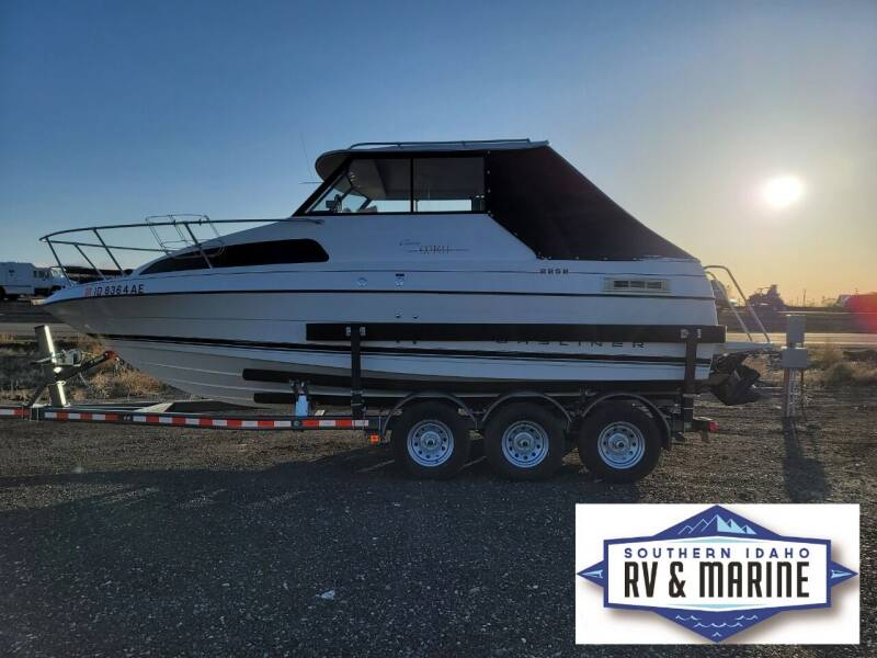 1996 Bayliner CIERA EXPRESS 2252 for sale at SOUTHERN IDAHO RV AND MARINE in Jerome ID