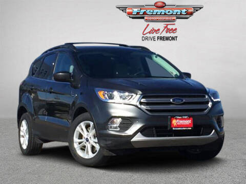 2017 Ford Escape for sale at Rocky Mountain Commercial Trucks in Casper WY