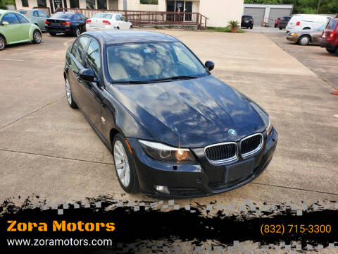 2011 BMW 3 Series for sale at Zora Motors in Houston TX