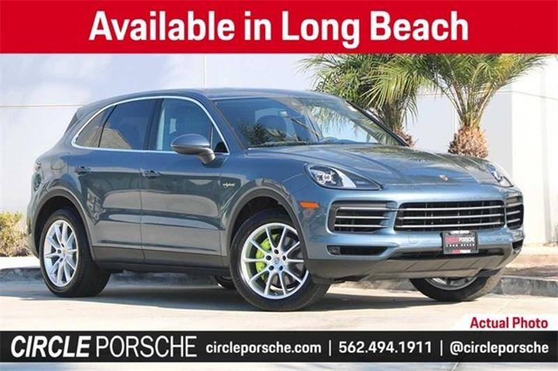 2019 Porsche Cayenne for sale in Long Beach, CA