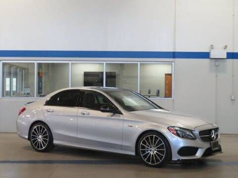 2016 Mercedes-Benz C-Class for sale at Terry Lee Hyundai in Noblesville IN