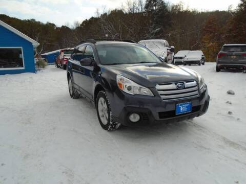 2013 Subaru Outback for sale at Michigan Auto Sales in Kalamazoo MI