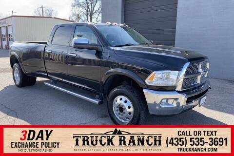 2016 RAM Ram Pickup 3500 for sale at Truck Ranch in Logan UT