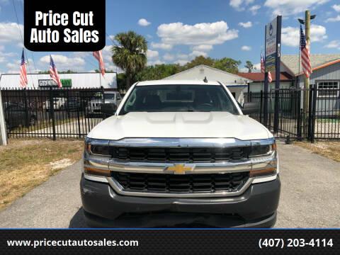 2016 Chevrolet Silverado 1500 for sale at Price Cut Auto Sales in Orlando FL