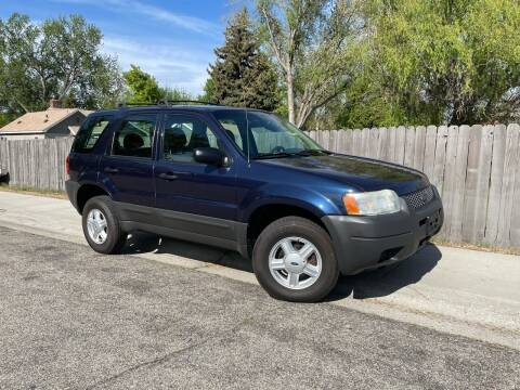 2004 Ford Escape for sale at Ace Auto Sales in Boise ID
