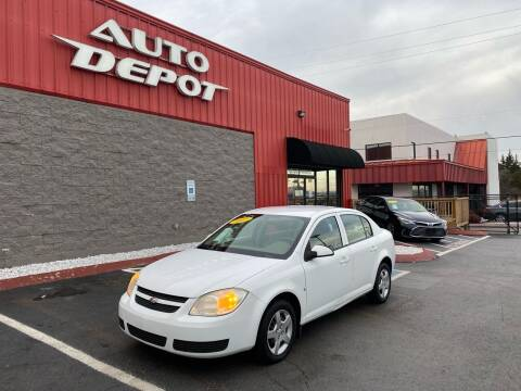 2007 Chevrolet Cobalt for sale at Auto Depot - Madison in Madison TN