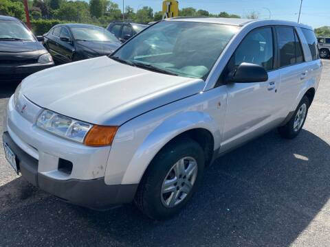 2005 Saturn Vue for sale at Auto Tech Car Sales and Leasing in Saint Paul MN