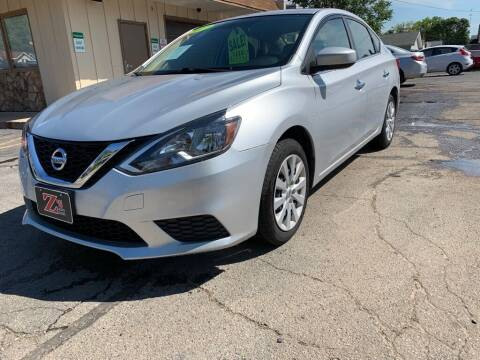 2017 Nissan Sentra for sale at Zs Auto Sales in Kenosha WI