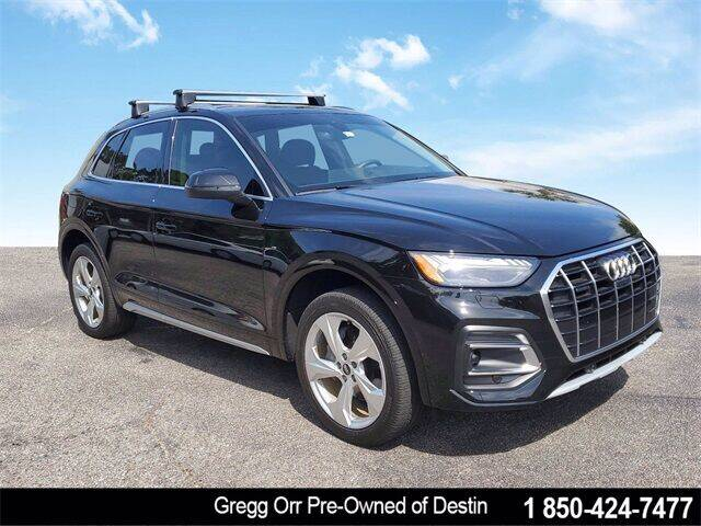 2021 Audi Q5 for sale at Gregg Orr Pre-Owned of Destin in Destin FL