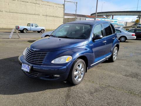 2005 Chrysler PT Cruiser for sale at Aberdeen Auto Sales in Aberdeen WA