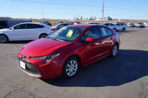 2020 Toyota Corolla for sale at Ideal Wheels in Sioux City IA