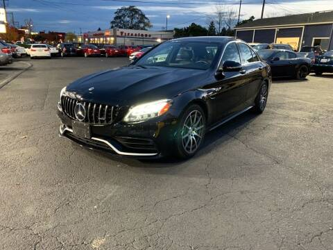 2019 Mercedes-Benz C-Class for sale at First Union Auto in Seattle WA
