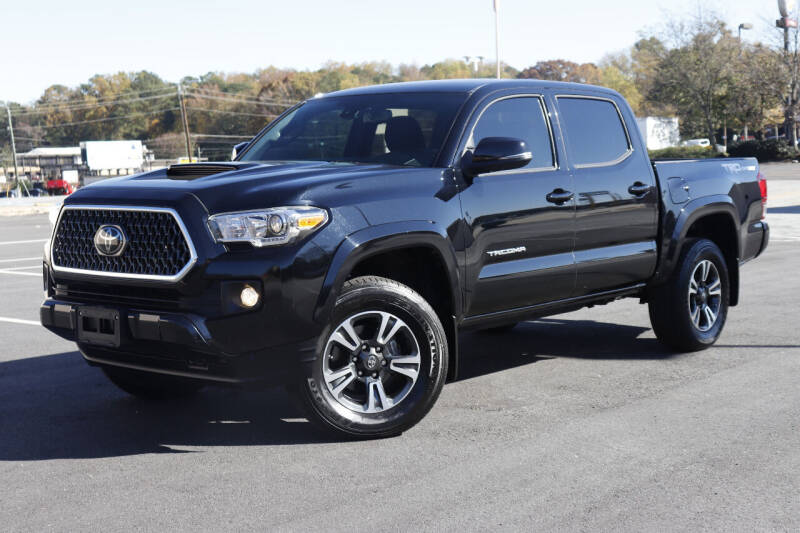 2018 Toyota Tacoma for sale at Auto Guia in Chamblee GA