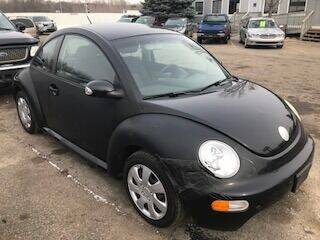 2005 Volkswagen New Beetle for sale at WELLER BUDGET LOT in Grand Rapids MI